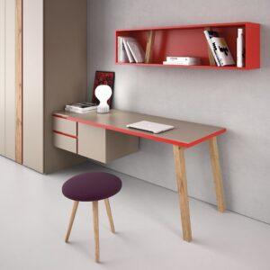 Cameretta Clever Gruppo Homes Scrittoio design
