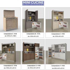 Cucine a scomparsa a Torino