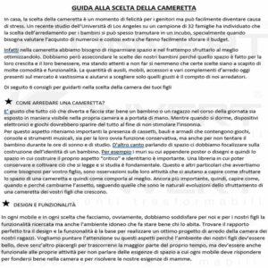 Guida alla scelta della cameretta a Torino da Konvert Arredamenti Trasformabili