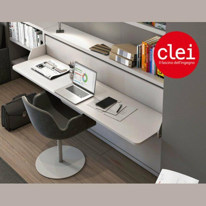 Arredi ideali per Smart Working e Didattica a distanza CLEI a Torino