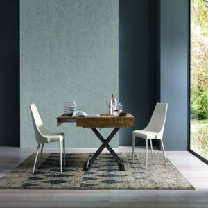 Tavolino da salotto trasformabile in tavolo da pranzo COMPACT Altacom