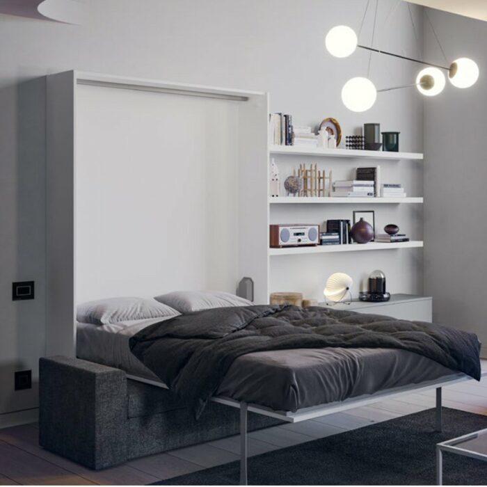 Letti a scomparsa e camerette con armadio letto ESSEDUE a Torino