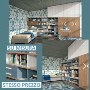 Camerette su misura a Torino