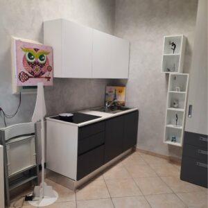 OUTLET Mini Cucina con gola ARREX Dakota